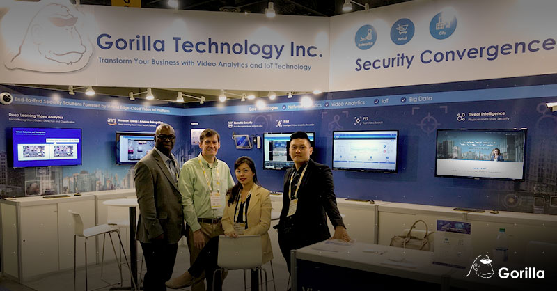 Daily updates from ISC West 2018