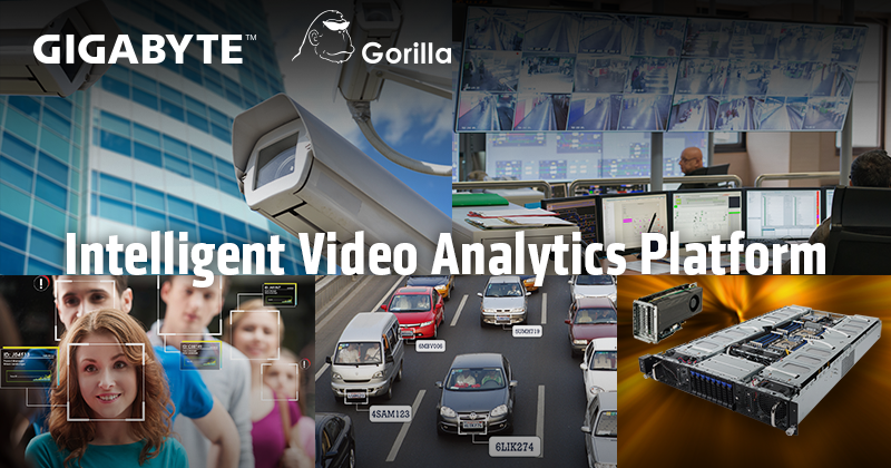 Gigabyte partners with Gorilla Image