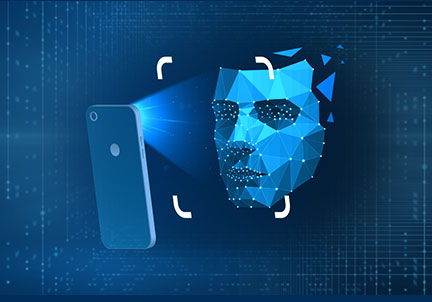FR-MOTP (Facial Recognition - Mobile One-Time Password) gives identity protection via dual authentication