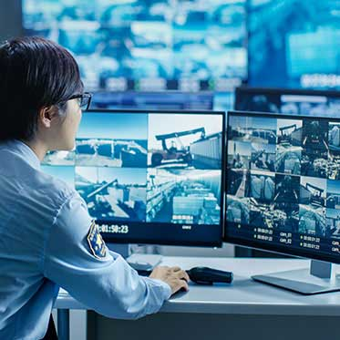 Edge AI is important in the video surveillance industry.