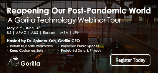 2020 Gorilla Webinar - Reopening Our Post-Pandemic World