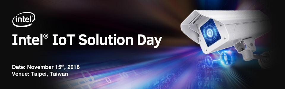 Intel IoT Solution Day
