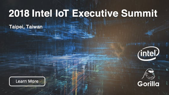 2018 Intel IoT Executive Summit