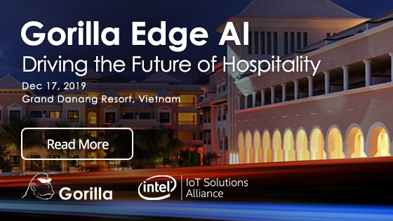 2019 Gorilla Edge AI - Driving the Future of Hospitality