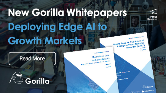 Gorilla IVAR Targets Three Key Markets for Edge AI Growth image