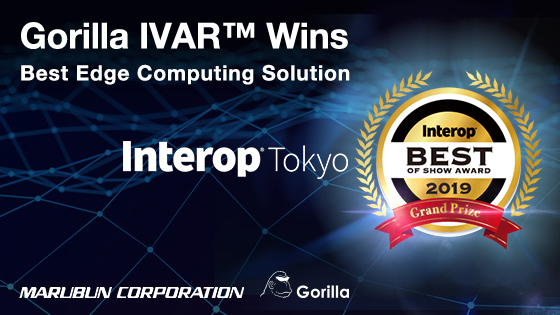 Interop Best of Show Award 2019 image