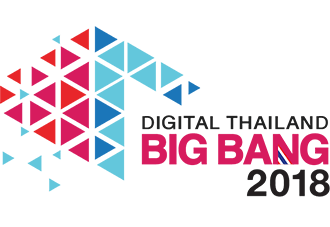 Digital Thailand Big Bang 2018 logo